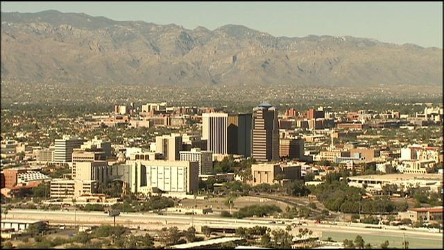 Tuesday's Tucson Forecast: Brutal heat wave coming